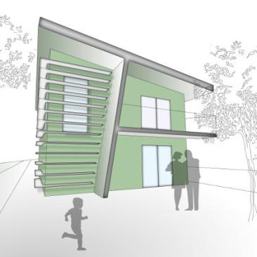 Architekturbüro Karl Entwurf Einfamilienhaus