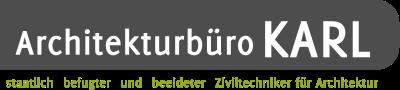 Logo Architekturbüro Karl