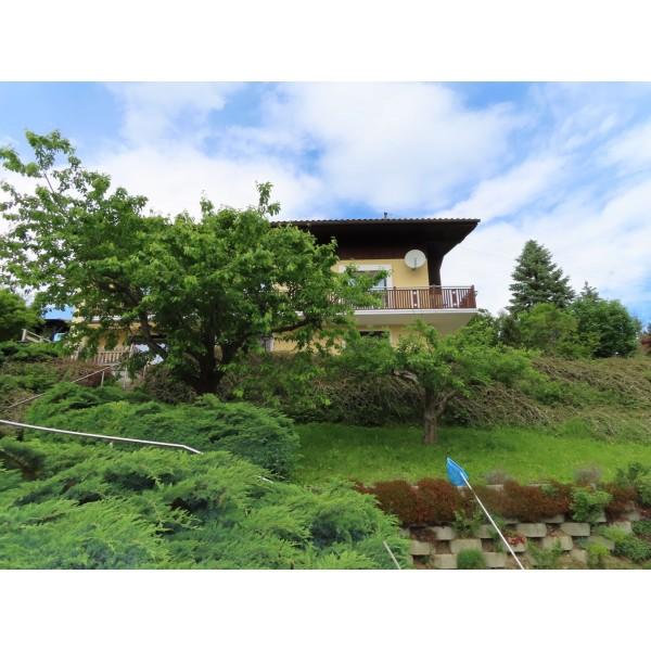 Einfamilienhaus mit  Fernsicht auf der Laßnitzhöhe